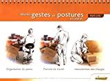Memo gestes et postures en atelier